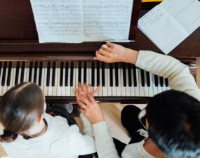 初學鋼琴階段可容易輕視?